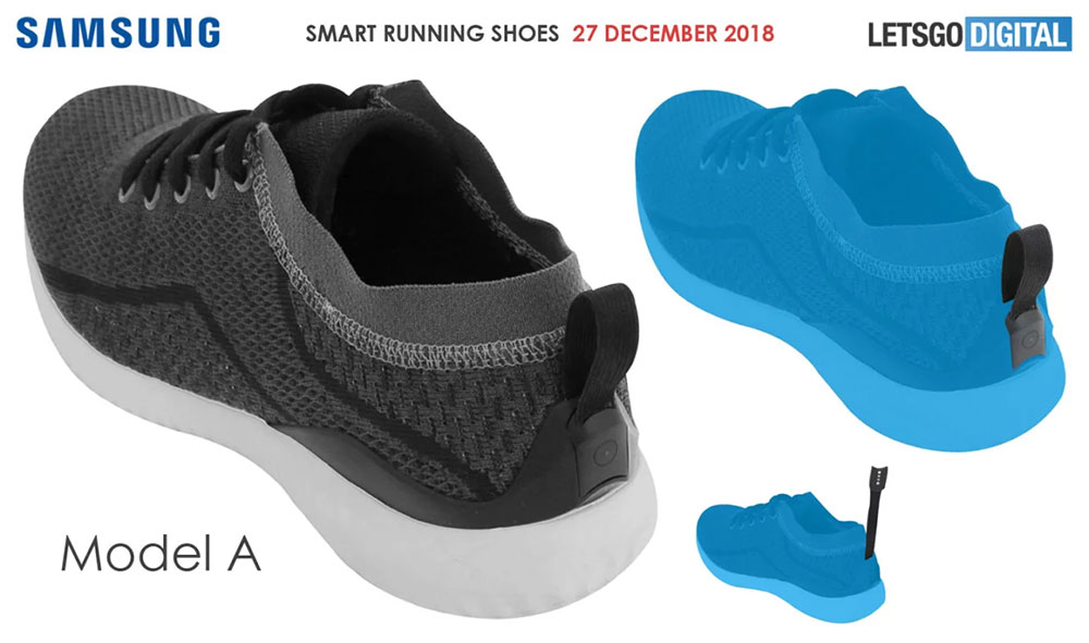 Samsung Smart Running Shoes - Modelo A