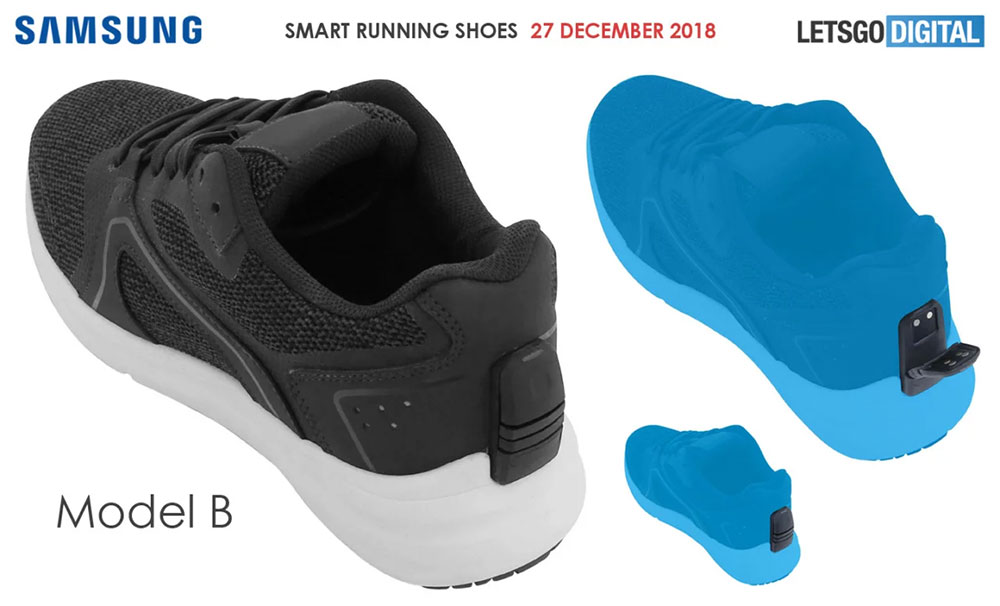 Samsung Smart Running Shoes - Modelo B