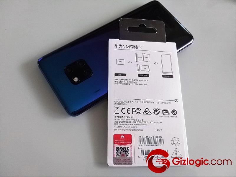 Tarjeta NM Card de Huawei (2)