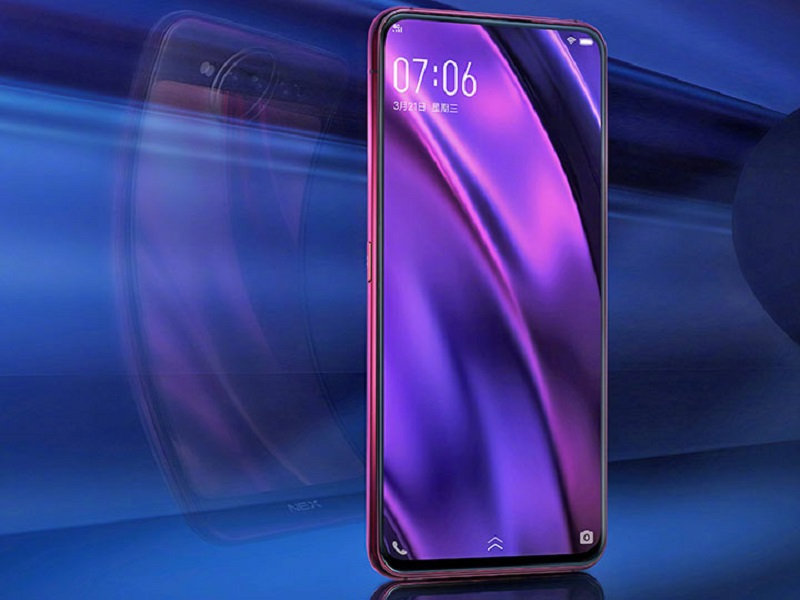 Vivo NEX Dual Screen Edition