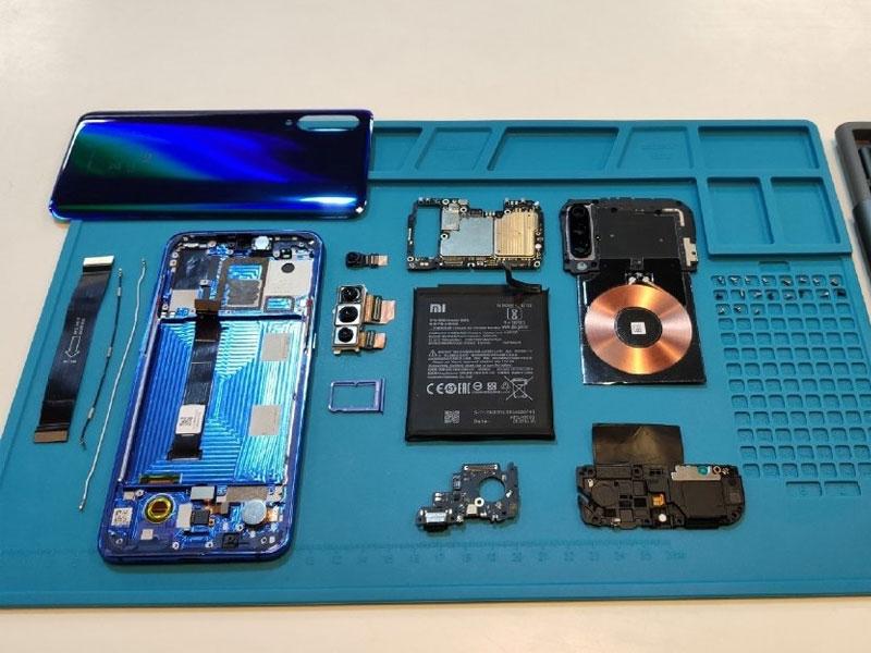 Así se ve el Xiaomi Mi 9 por dentro – Desmontando el flaghship de Xiaomi