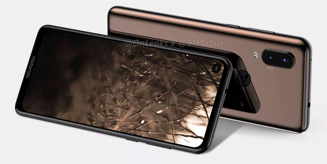 Así será el Motorola P40