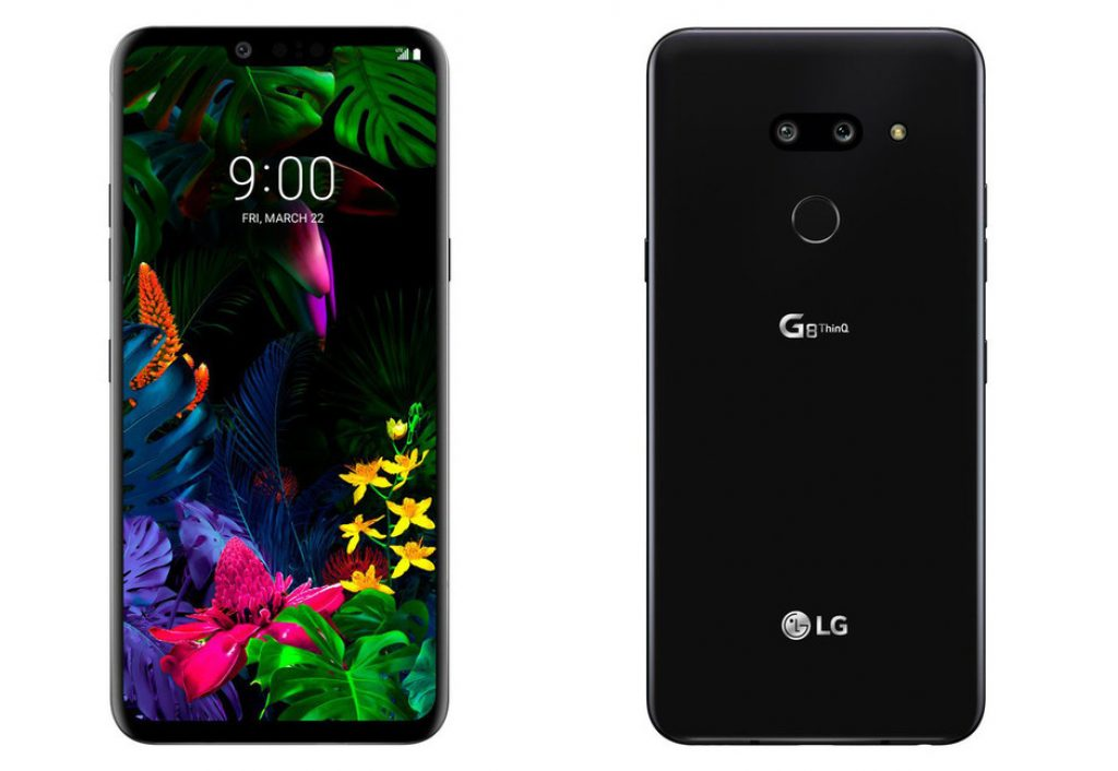 Crystal Sound OLED en el LG G8 ThinQ