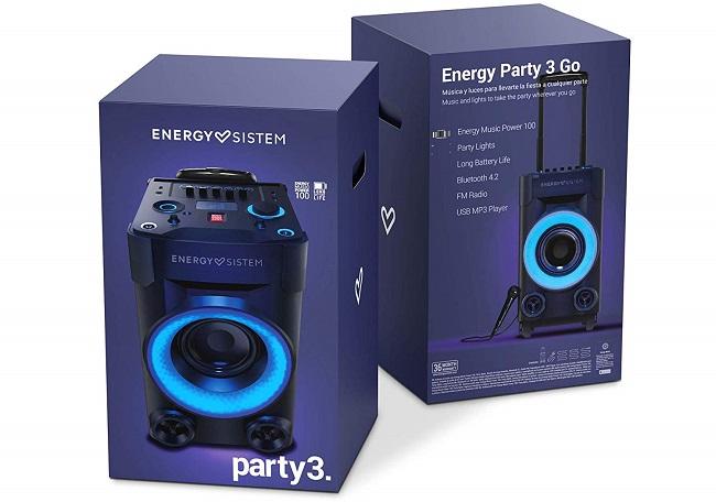 Energy Party 3 Go