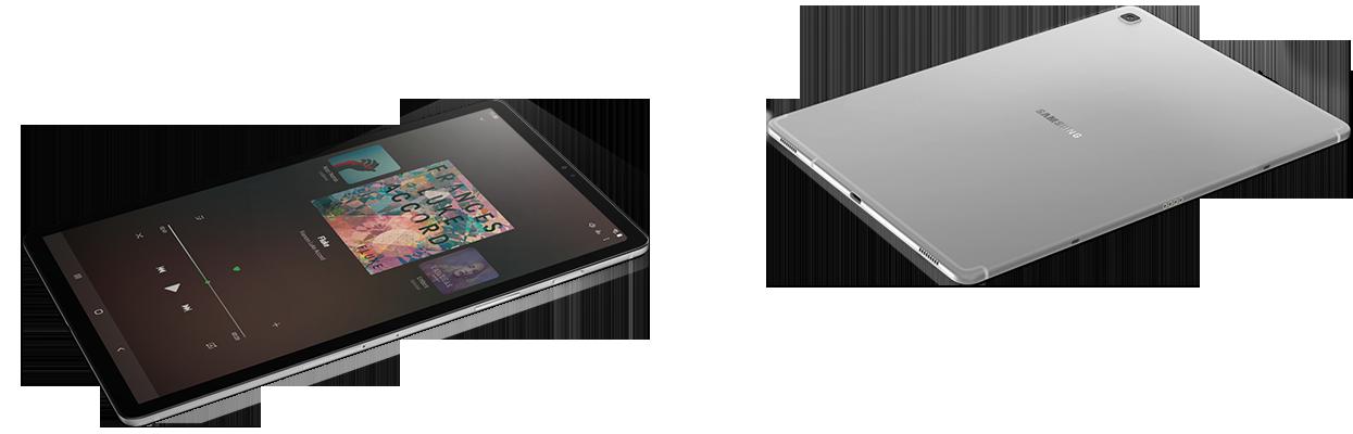 Galaxy Tab S5e - sonido