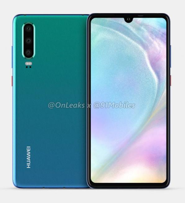 Huawei P30 marzo