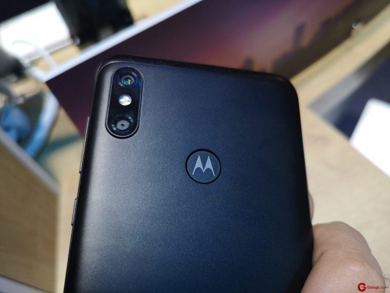 #MWC19: Motorola One Power, batería