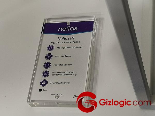 Neffos P1