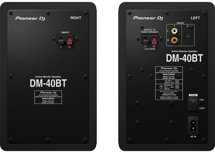Pioneer DM-40BT