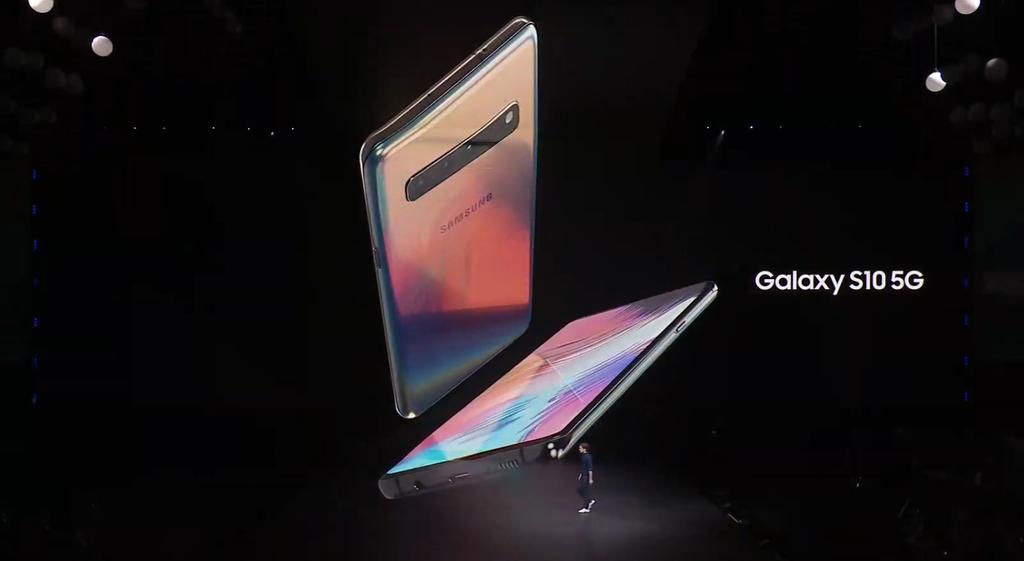 Samsung Galaxy S10 5G - Europa