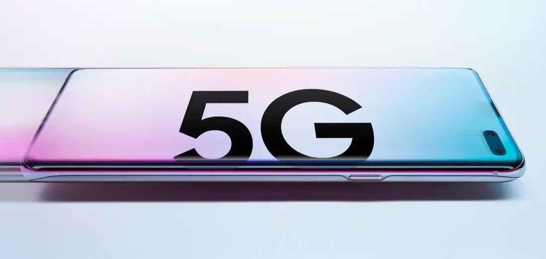 Samsung Galaxy S10 5G- pantalla