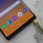 Samsung patenta un S Pen con sensor fotográfico oculto