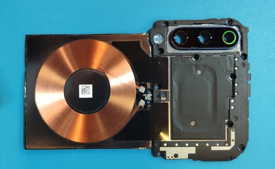 Xiaomi Mi 9 - Bobina de carga