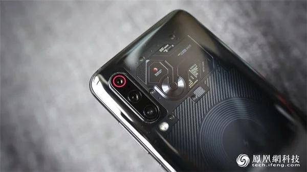 Xiaomi Mi 9 - Carcasa traslúcida