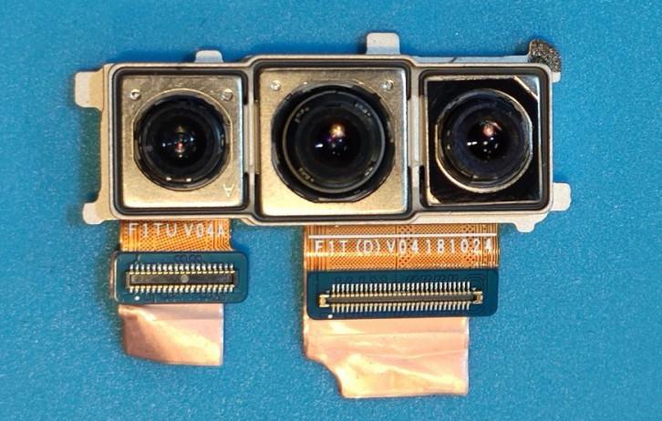 Xiaomi Mi 9 - cámaras