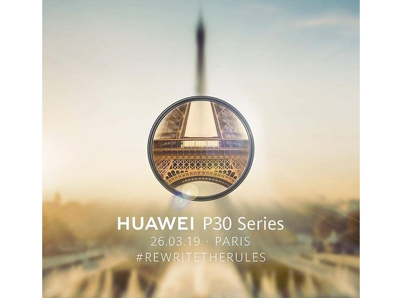serie Huawei P30