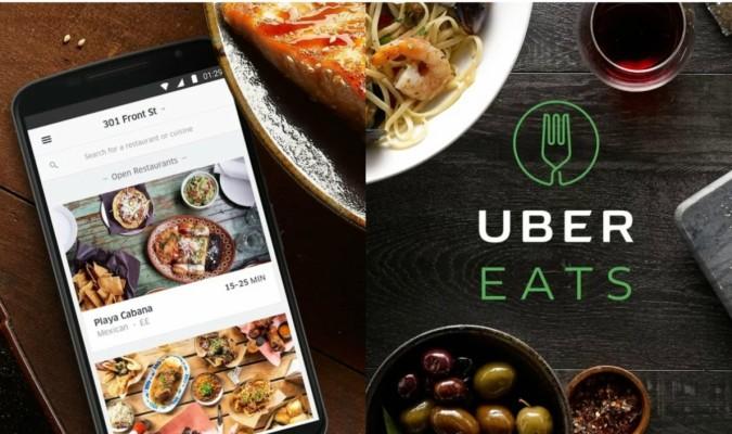 uber eats a domicilio