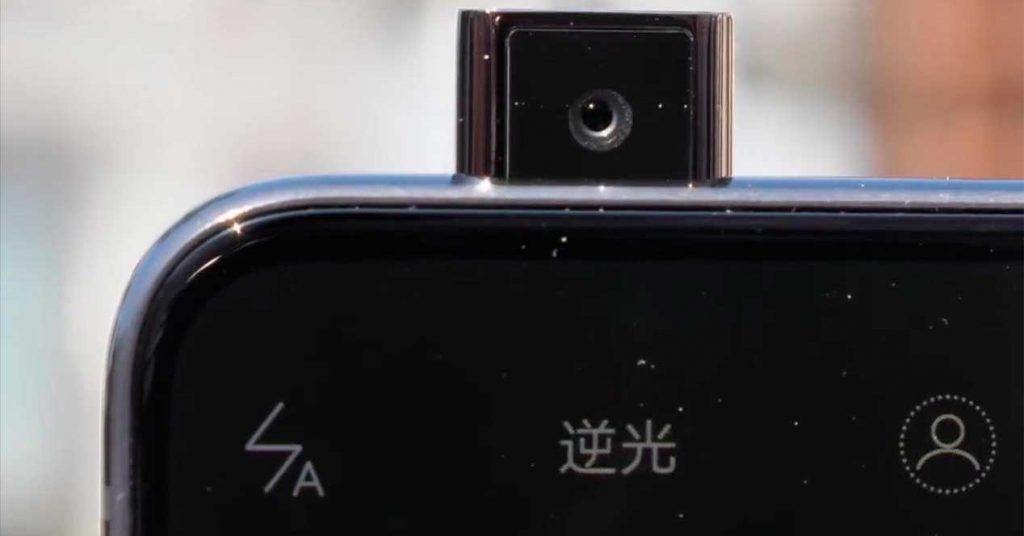Oppo o Vivo son algunos de los fabricantes que han apostado por este sistema de cámara