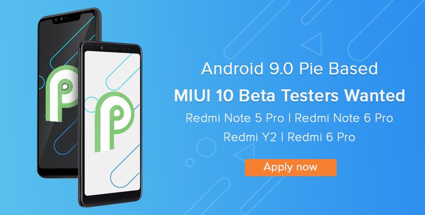 Android 9 Pie Beta para móviles Xiaomi