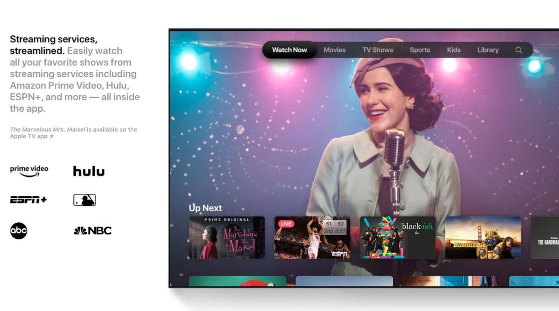 Apple TV Plus - APP