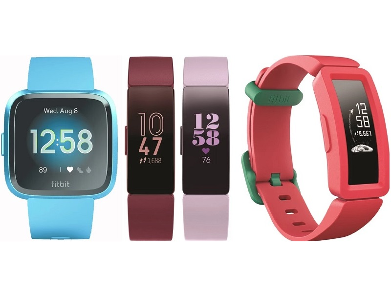 Fitbit wereables