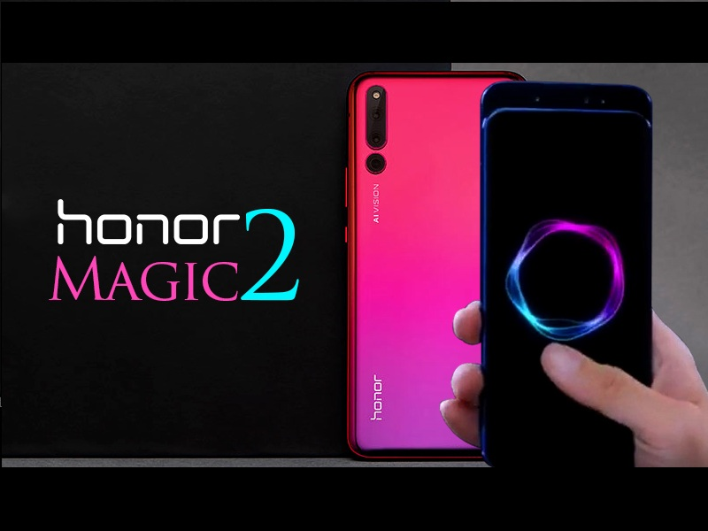 Honor Magic 2 3D Featured