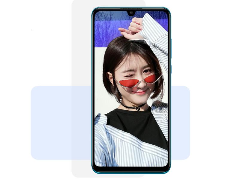 Huawei Nova 4e - pantalla