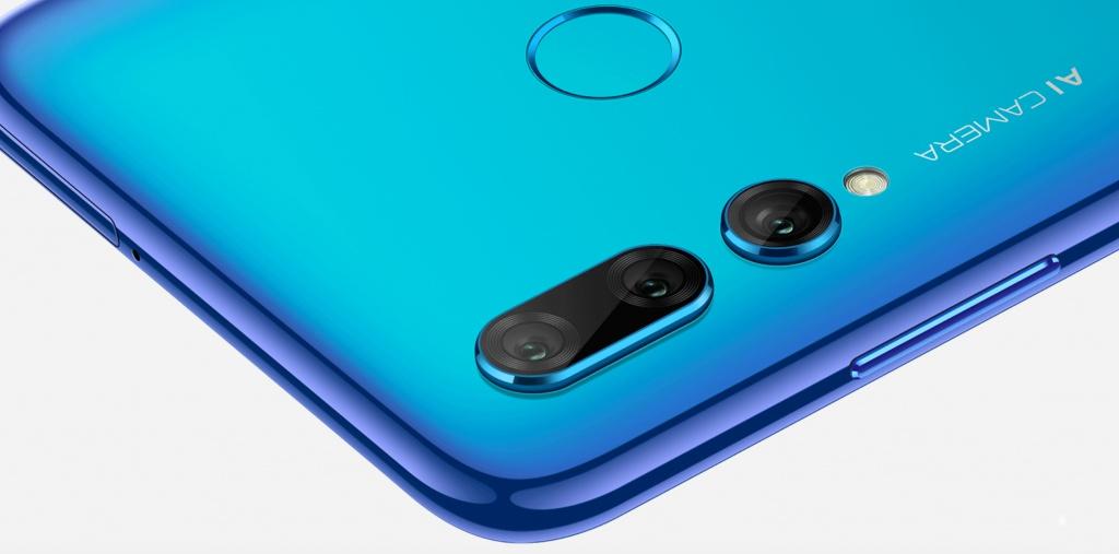 Huawei P smart+ 2019 - Cámaras