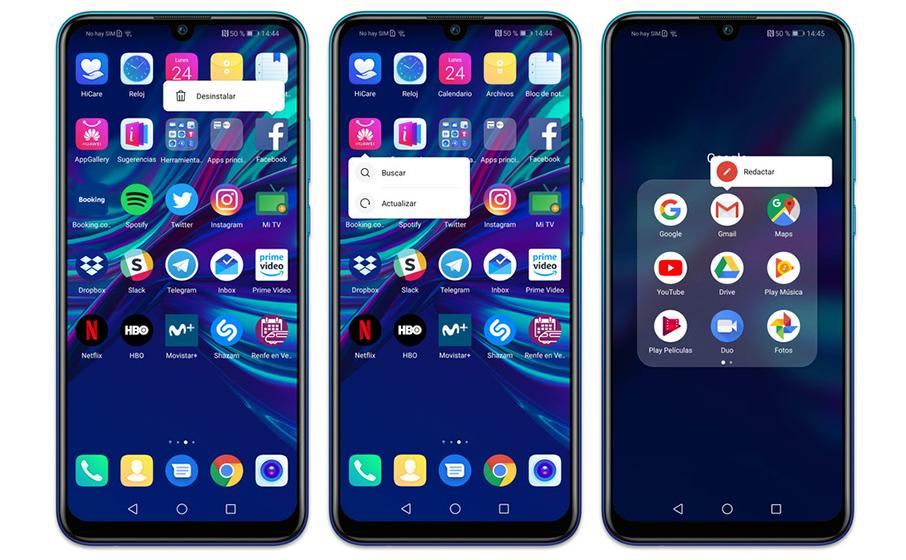 Huawei P smart+ 2019 - Características