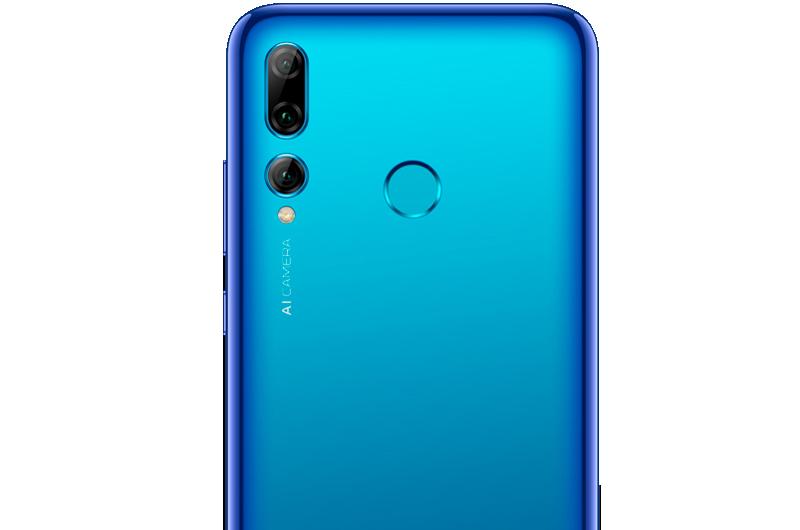 Huawei P smart+ 2019 - diseño