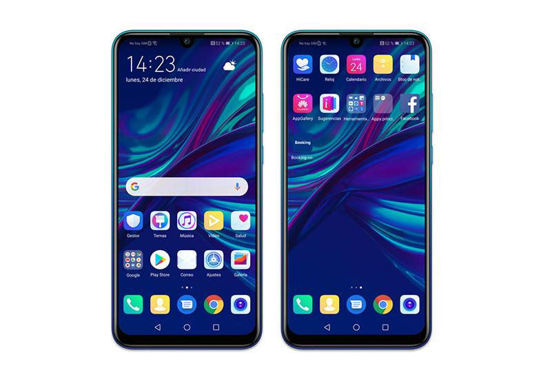 Huawei P smart+ 2019 - pantalla
