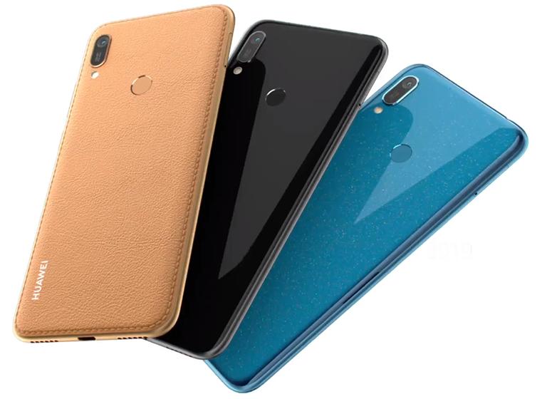 Huawei Y6 2019 - colores