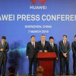 Huawei demanda a los Estados Unidos por la prohibición de sus productos