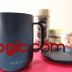 Ember taza de cerámica