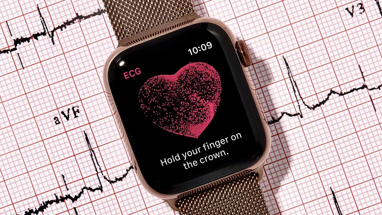 La función de electrocardiograma llega al Apple Watch Series 4