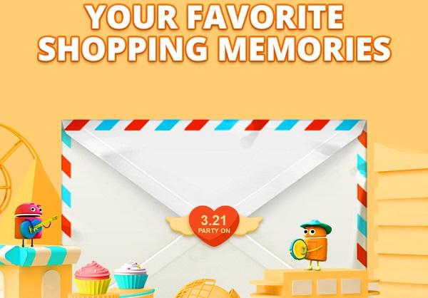 Memorias de compra
