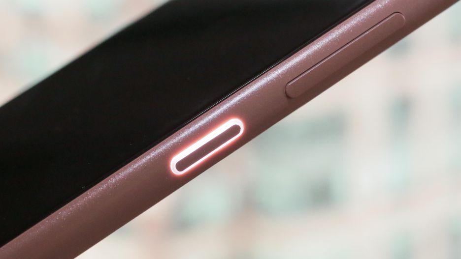 Nokia 4.2 - HMD patenta la solución de notificación LED en el botón de encendido