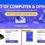 Promo PC y Tablets Gearbest
