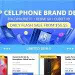 Promo Smartphones en Gearbest