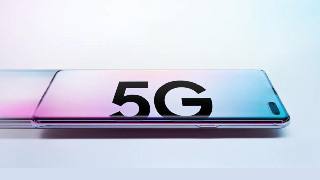 primer smartphone 5G de Samsung