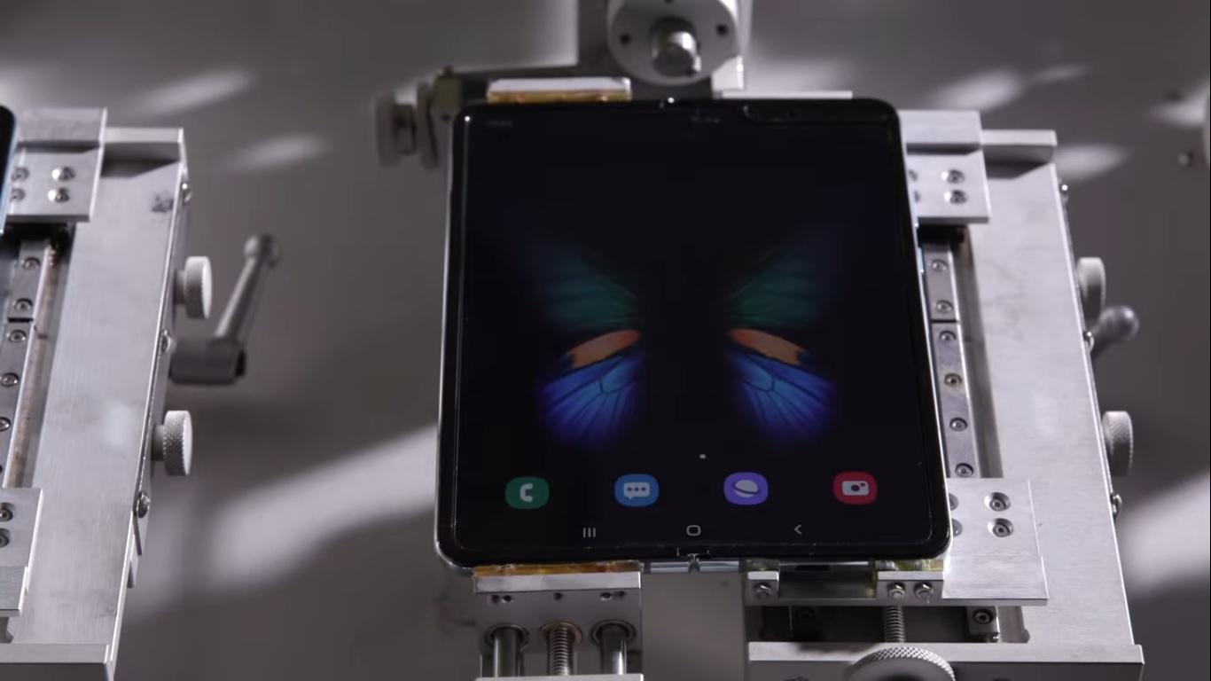 Samsung muestra al Galaxy Fold en acción en este nuevo vídeo