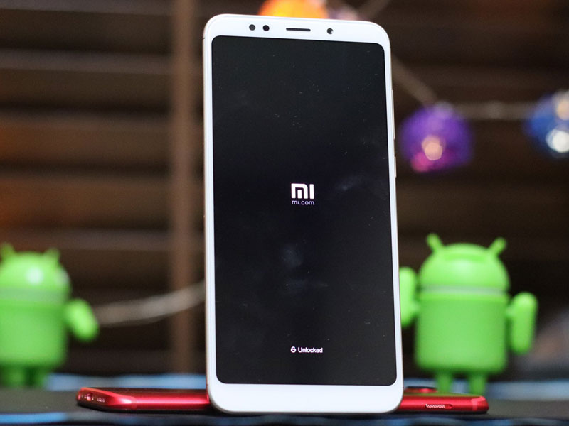 Xiaomi Redmi note 5 - Actualización hacia Android 9 Pie
