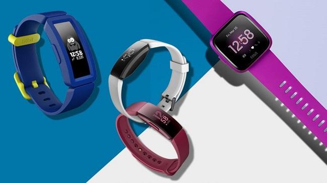Fitbit Versa Edición Lite, Fitbit Inspire HR, Fitbit Inspire y Fitbit Ace 2
