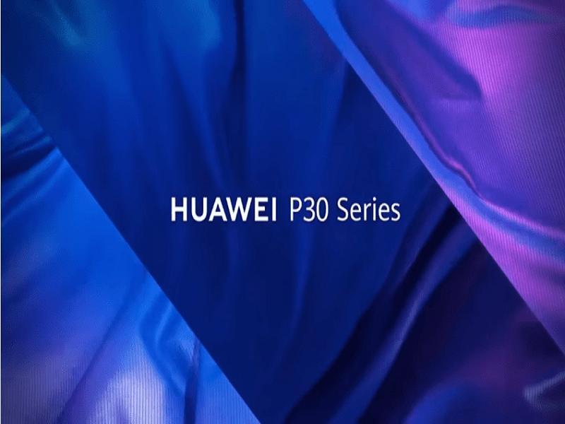 pantalla del huawei p30 pro