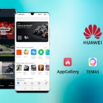 DAZN en Huawei Video