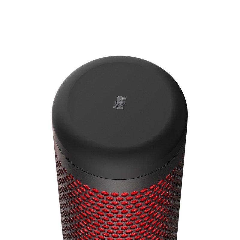 HyperX Quadcast, sensor