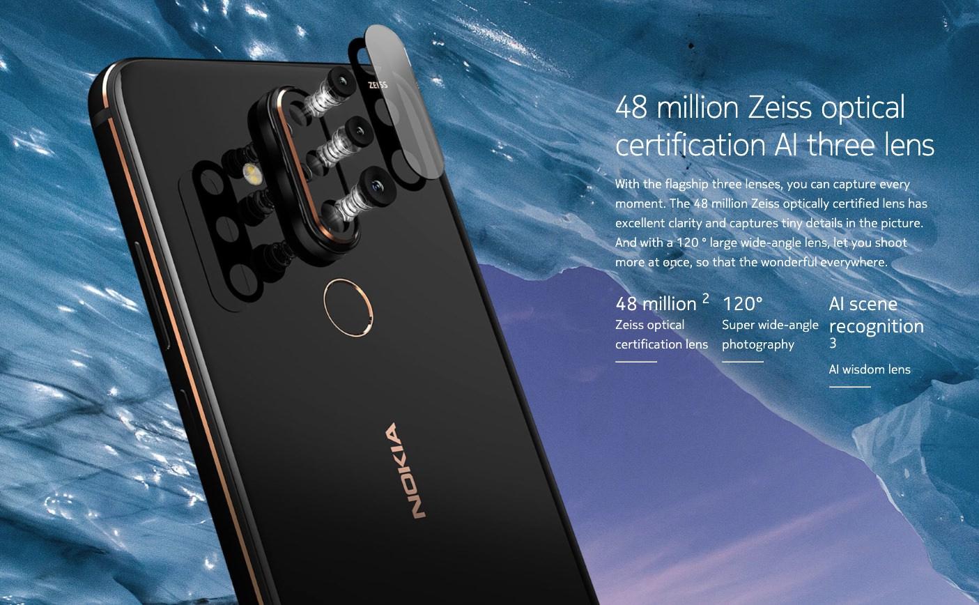 Nokia X71 - cámara
