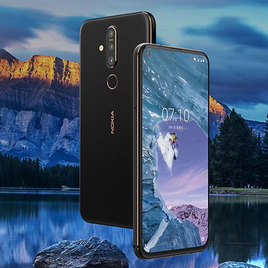 Nokia X71 - características