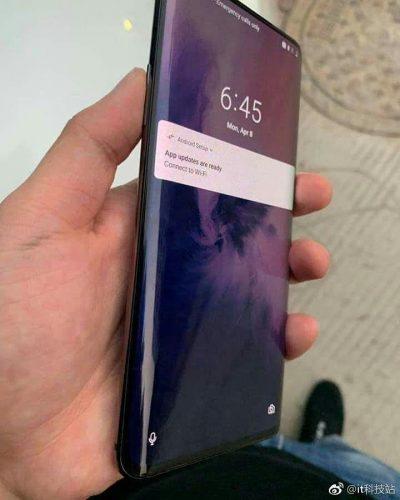 OnePlus 7 Pro - filtraciones