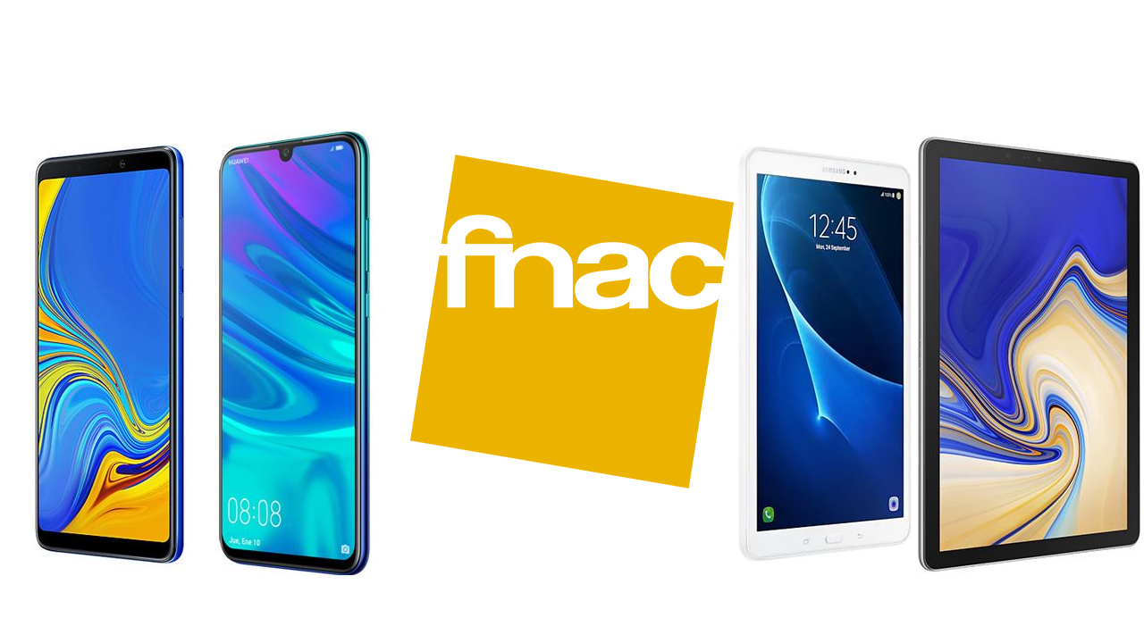 Renueva tu tablet y smartphone con Fnac